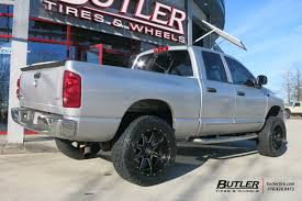 Dodge Ram 94 - dodge ram with 22in fuel maverick wheels exclusively from butler