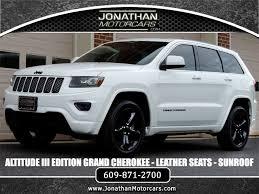 jeep altitude for sale 2015 jeep grand altitude stock 775497 for sale near