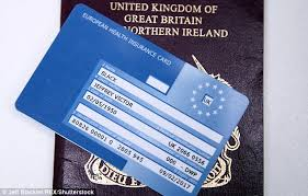 beware eu health card salesmen who your details this is money