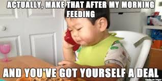 Baby Business Meme - baby business meme on imgur