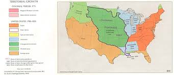 Maps Of Louisiana History Week6 Good Visual Of Louisiana Purchase Classical