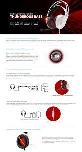 Desk Mic For Gaming by Buy Asus Cerberus Arctic Gaming Headset Headphones Scorptec