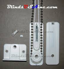 cord and chain retainers tensioners and tension pulleys blinds