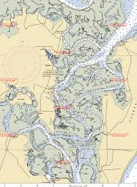 Okefenokee Swamp Map Sea Kayak Crooked River Georgia Trip Report
