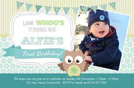 Invitation Cards For First Birthday 1st Birthday Invitation Templates Contegri Com