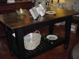 Handmade Kitchen Table Kitchen Table Island Handmade Kitchen Island Table Just Fine