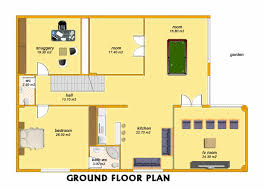 ground floor plan wondrous design 1 3 bed villa floor plans conseptz homeca