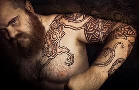 viking tattoos by walrus madsen dk album on imgur