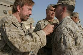 Us Army Decorations Top 10 Celebrity Veterans Military Com