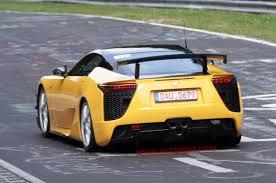 yellow lexus lfa toyota u0027s chief test driver u2013 hiromu naruse died in a crash in