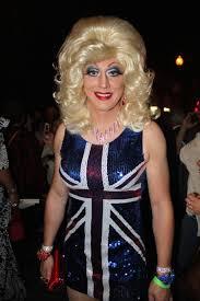 high heels running and drag queens in dc