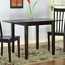 Square Drop Leaf Table American Worldwide Imports Dining Tables 11221 T3048 Drop Leaf