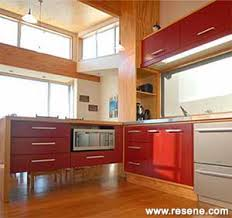 suggested resene colours which go with different types of wood