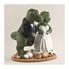 custom wedding cake topper custom t rex dinosaur wedding cake topper