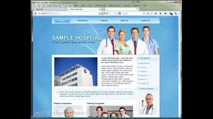 asp net visual studio 2013 web template youtube