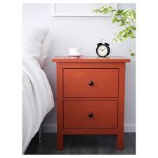 Dresser As Nightstand Hemnes 2 Drawer Chest Black Brown Ikea