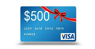 win a gift card win a 500 visa prepaid gift card free sweepstakes contests