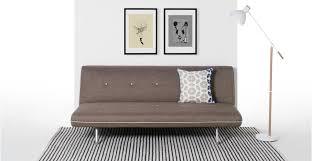 Miki Sofa Bed Woodland Brown Madecom - Brown sofa beds