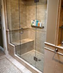 Small Bathroom Showers Ideas Walk In Shower Small Bathroom Wall Mounted Chrome Double Towel