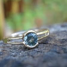 light blue sapphire ring light blue sapphire ring products on wanelo