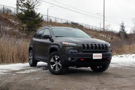 2016 jeep cherokee sport lifted 2016 jeep cherokee trailhawk review autoguide com news