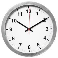 wall watch tjalla wall clock ikea