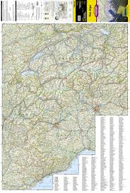 Swiss Alps Map Alps National Geographic Adventure Map National Geographic Maps