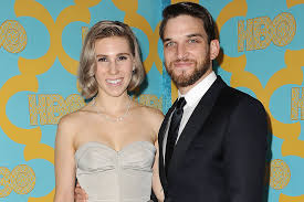 background pictures for newly wed halloween coiple zosia mamet u0027s black wedding dress see the photos