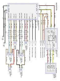 2007 ford escape wiring schematic 2010 ford escape wiring diagram