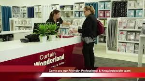 curtain wonderland in store youtube