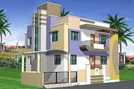 Home Design For Duplex by Duplex House Models