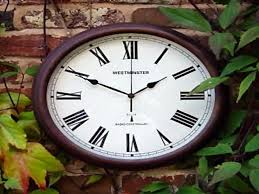 modern outdoor clock modern outdoor wall clock med art home