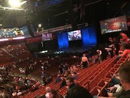 Mohegan Sun Arena Floor Plan Mohegan Sun Arena Section 16 Concert Seating Rateyourseats Com