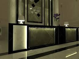 bã ro design mã bel hotel reception desk islamabad sina121