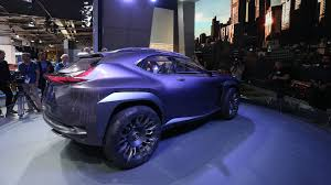 lexus ux suv concept paris lexus ux concept shows a new take on compact crossover design in paris