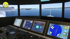 Radio Training Courses Stcw95 Maritime Training Courses Polaris Ships Bridge Simulator