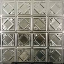 Tin Ceiling Tiles For Backsplash - metal u0026 tin ceiling tiles u0026 panels for nail up drop u0026 suspended