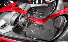 Lamborghini Aventador J Speedster - lamborghini aventador j design penned in one weekend creator says
