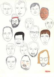 best 25 man face drawing ideas on pinterest drawing men face