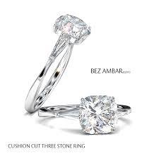 radiant cut engagement rings radiant vs cushion cut engagement rings