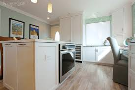 transitional white kitchen cabinets in venice florida kountry kraft
