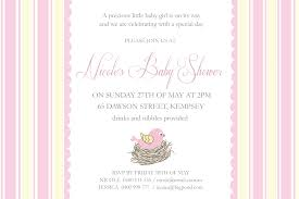 photo baby shower card message image