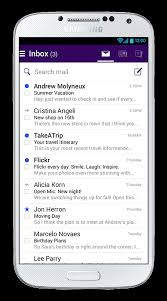 yahoo app for android yahoo mail updated for android brings up news sport