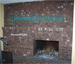 journeys with juju diy fireplace mantle