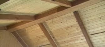 Pine Ceiling Boards by Specialty Ceilings Today U0027s Homeowner With Danny Lipford