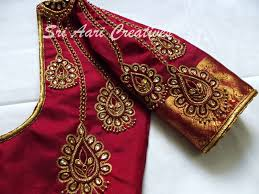designer blouses sri aari creatives designer blouses wedding bridal blouses