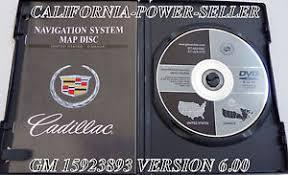 2005 cadillac srx navigation system 2004 2005 2006 2007 cadillac dhs dts navigation disc dvd cd