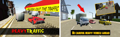 traffic racer apk heavy traffic racer apk version 1 2