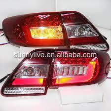 2011 toyota corolla brake light bulb toyota corolla back lights toyota corolla back lights suppliers and