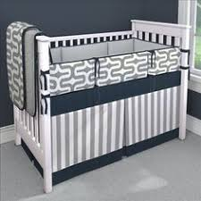 Navy Blue And White Crib Bedding Set Baby Boy Nursery Navy And Gray Search Baby Spiegs